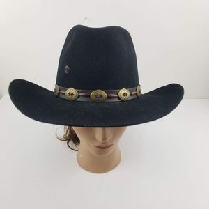 Stetson Charlie 1 One Horse Men's Black Hat Fur